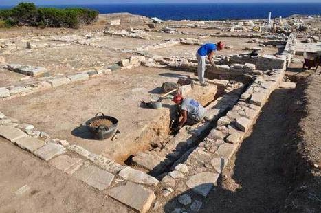 Temple-burial mystery revealed | Αρχαιολογία Online | Ancient Origins of Science | Scoop.it