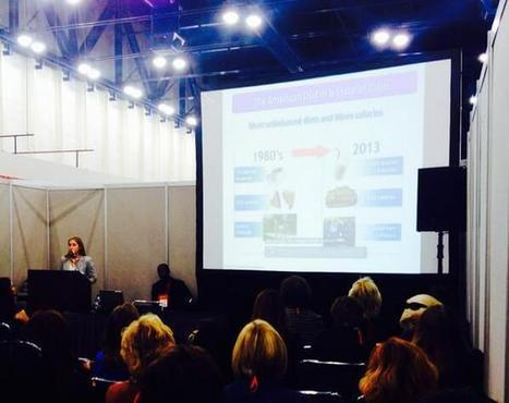 OneYogurt: Now at #FNCE: RD Jessica Smerling speaking about yogurt's benefits.   Yogurt is good for YOU   Scoop.it