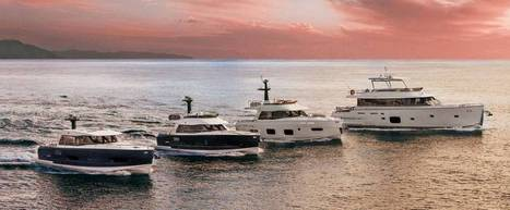 New Boats - The Azimut Magellano Collection | New Boats | Scoop.it