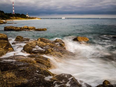 marée haute à Fouesnant et sur L'Odet (5 photos) | photo en Bretagne - Finistère | Scoop.it