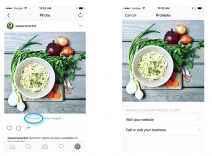 Instagram lance les profils et les insights pour les entreprises en France | Médias sociaux : Conseils, Astuces et stratégies | Scoop.it