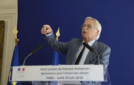 Chômage des seniors : Rebsamen dévoile son plan - leJDD.fr | la veille du CCREFP Bourgogne | Scoop.it