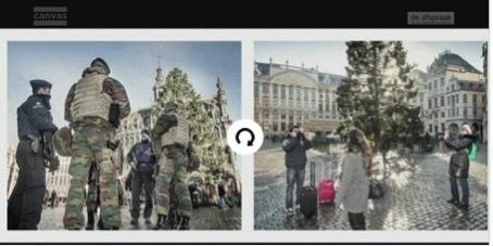 Brussel vandaag: fotograaf toont hoe hij de werkelijkheid kan manipuleren | Verzamelde lessen Mediawijsheid | Scoop.it