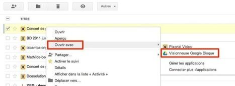 Intégrez une vidéo Google Drive sur votre site Web ou blogue | Les outils d'HG Sempai | Scoop.it