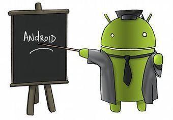 Google Android Training – Des exemples pour bien développer ses applications Android | La veille du WebDeveloper | Scoop.it