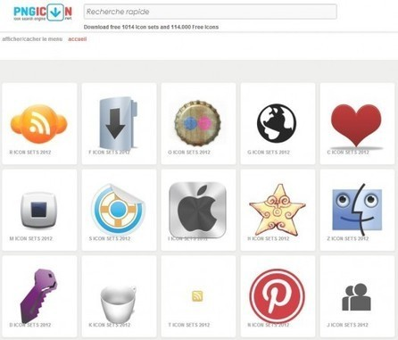 Plus de 100 000 icônes dans une banque, PNGIcon   Ballajack   Ressources libres de droit   Scoop.it