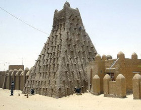 Rebuilding of Timbuktu's precious mausoleums begins | African News | Scoop.it