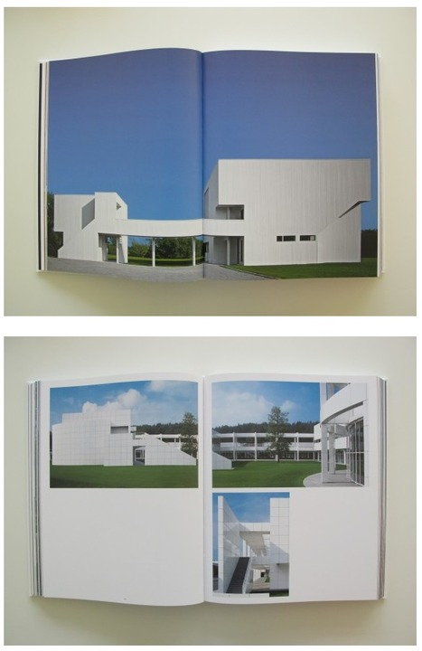 Meier: Richard Meier & Partners, Complete Works 1963-2013 | The Architecture of the City | Scoop.it