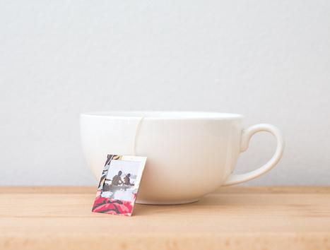 DIY: Polaroid Frame Tea Bag Tags | Photojojo | Art of Lens | Scoop.it
