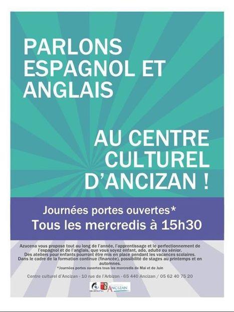 Portes ouvertes sur l'apprentissage des langues, à Ancizan, tous les mercredis   Vallée d'Aure - Pyrénées   Scoop.it