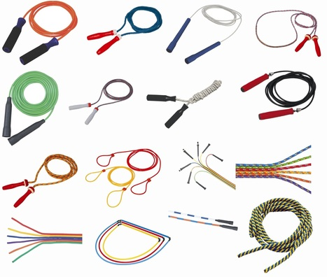 Skipping Ropes, Vinex Jump Ropes Manufacturers, Meerut India   Sports and Fitness Equipment   Scoop.it
