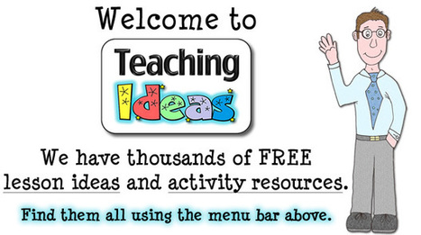 Teaching Ideas - Free lesson ideas, plans, activities and resources for use in the primary classroom. | Technology in Education | Scoop.it