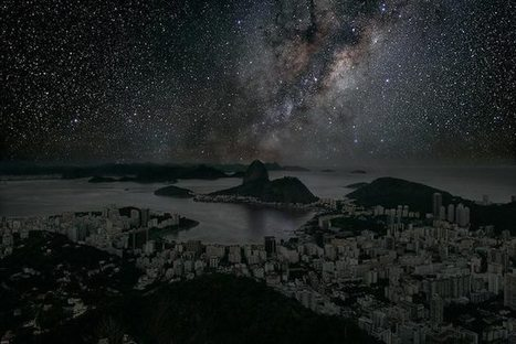 What Cities Would Look Like Without Any Lights | Mr Tony's Geography Stuff | Scoop.it