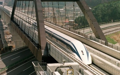 Japan offers to lend US half the cost of 'Super Maglev' train between Washington and Baltimore - Telegraph | UNIT 4 | Scoop.it