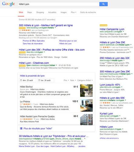 Ca bouge chez Google, euh non... ça fait seulement semblant   Internet Data   Scoop.it