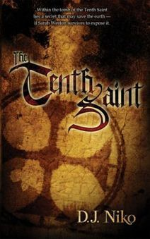 The Tenth Saint by D.J. Niko | Mystery Sequels | Mystery Novels | Scoop.it