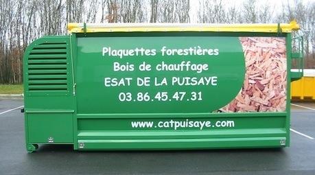 TIGR fournit une chaufferie bois préfabriquée sur mesure à l'Esat d'Auxerre | Salon Bois Energie du 12 au 22 mars 2015 à Nantes | Scoop.it
