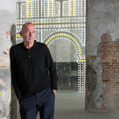 """this year's biennale avoids contemporary architecture and has """"nothing to do with design,"""" Rem Koolhaas 