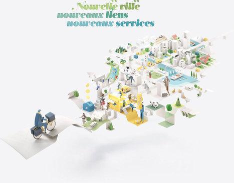 Prix pour le design de service 2013 - Le Groupe La Poste | city in movement | Scoop.it