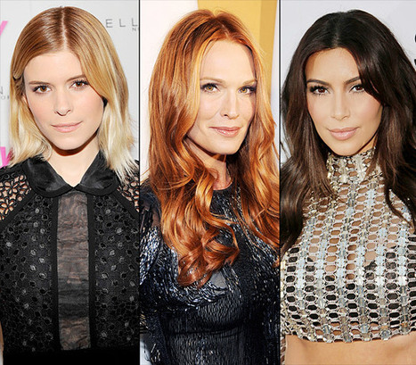 Celebrities' Dramatic Hair Color Makeovers | Enjoy your shopping with discounts | Scoop.it