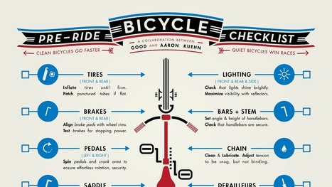 Get Your Bike Ready for a Ride with This 10-Point Checklist | Health and Fitness | Scoop.it