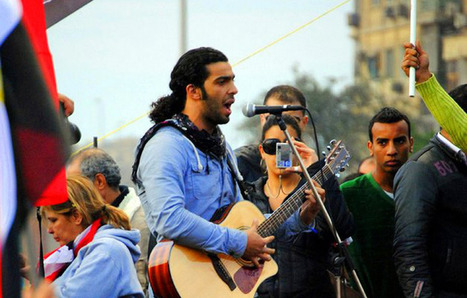 Tahrir Square Music: Sounds of Rebels | Égypt-actus | Scoop.it