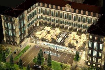 Un nouveau grand hôtel à Marseille | France | Marseille et MP2013 | Scoop.it