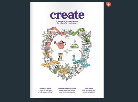 Create: A journal of perspectives on the value of art and culture | art and art education | Scoop.it