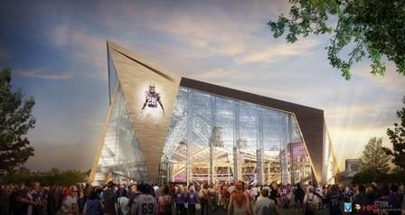 HKS Unveils New $975 Million Minneapolis Stadium   ArchDaily   Sports Facility Management.4229287   Scoop.it