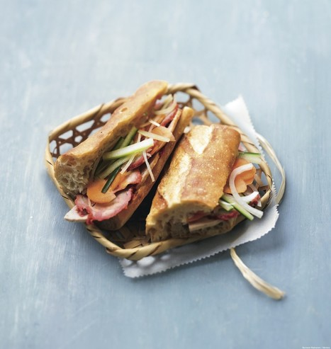 On se fait un banh-mi ce week-end? | asian food trends | Scoop.it