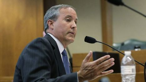 Texas Attorney General indicted for felony securities fraud, prosecutor says | Criminology and Economic Theory | Scoop.it