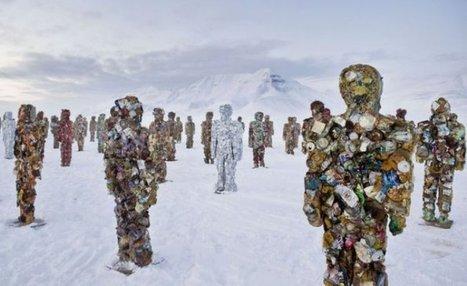 "HA Schult : ""Trash People"" | Art Installations, Sculpture, Contemporary Art | Scoop.it"