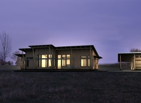 Unity is an Ultra-Efficient Factory-Built Home | Pre Fab Homes | Scoop.it