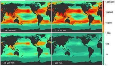 Il y aurait 269.000 tonnes de déchets plastiques dans les océans | LYFtv - Lyon | Scoop.it