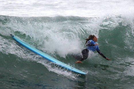 Biarritz : premiers verdicts aux championnats de France de surf | BABinfo Pays Basque | Scoop.it