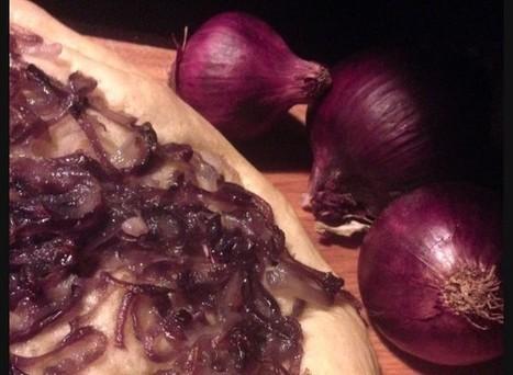 Focaccia alle cipolle di Tropea | Cafsphere | Scoop.it