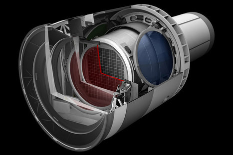 World's most advanced digital camera will power a space telescope | Heron | Scoop.it