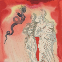 Salvador Dalí's illustrations for Dante's Divine Comedy are absolutely beautiful - io9 | Contemplación | Scoop.it