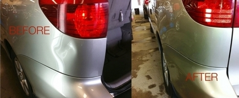 Car Dent Repair & Scratch Removal at Best Rates | Pierre's Auto Body | Auto Body Repair Barrie | Scoop.it
