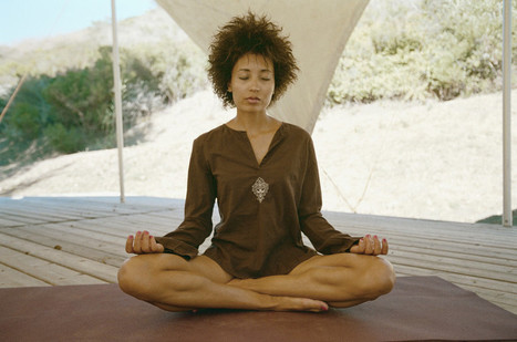 Yes, Meditation Can Make You A Better Person | Ipad in Spanish class | Scoop.it