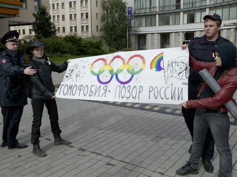 Human rights activists struggle to fight Russia's anti-gay law | Law | Scoop.it