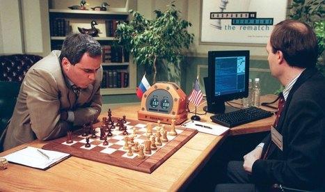 El ordenador que derrotó a Gari Kasparov | Tecnología para 4º de E.S.O. | Scoop.it