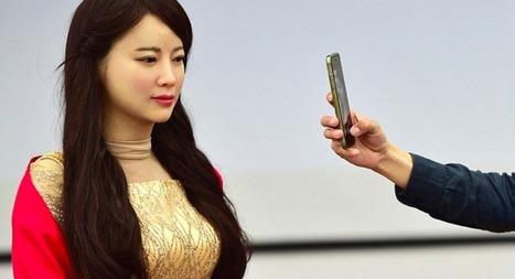 Voici Jia Jia, le robot féminin hyper réaliste ! - SciencePost | Une nouvelle civilisation de Robots | Scoop.it