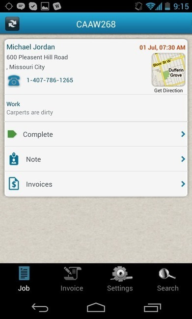 KumoTeam Review - Field Service Management With A Difference | Best Work Apps | Scoop.it
