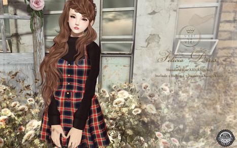 ::C'est la vie !:: Felicia dress @The Chapter Four   Style of LIFE   Scoop.it