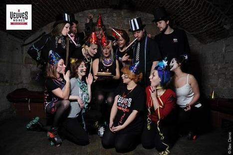 Fun 'n Roller Birthday pour les 3 ans des Veuves Noires Roller Derby Girls de Rouen   Roller Derby en VF   Les Veuves Noires : News & Press Review   Scoop.it
