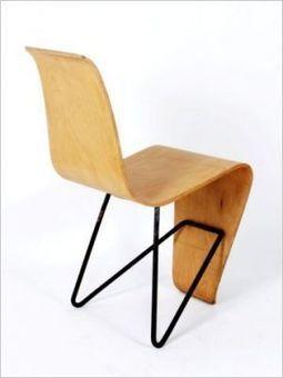 Plus de 50 chaises cultes réunies dans une exposition | Céka décore | Scoop.it