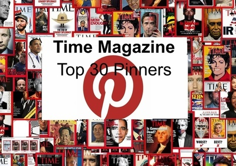 Time Magazine Top 30 Pinterest Users To Follow | Non-objective painting | Scoop.it