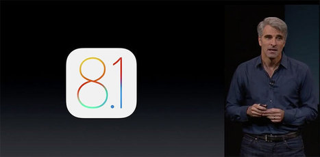 Prepare seu dispositivo antes de instalar o iOS 8.1 | Apple iOS News | Scoop.it