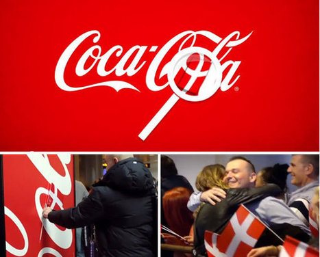 Lo que nunca habías visto en el logo de Coca-Cola | Seo, Social Media Marketing | Scoop.it